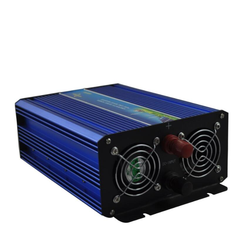 Off grid solar system1200w Peak power inverter 600W pure sine wave inverter 12V DC TO 220V 50HZ AC Pure Sine Wave Power Inverter