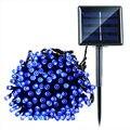22 M 200 LED solar led luces de la secuencia Garland Lámparas Solares para jardín fiesta de Navidad Decoración Al Aire Libre