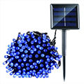 22M 200 LED solar led string lights Garland Christmas Solar Lamps for wedding garden party Decoration Outdoor