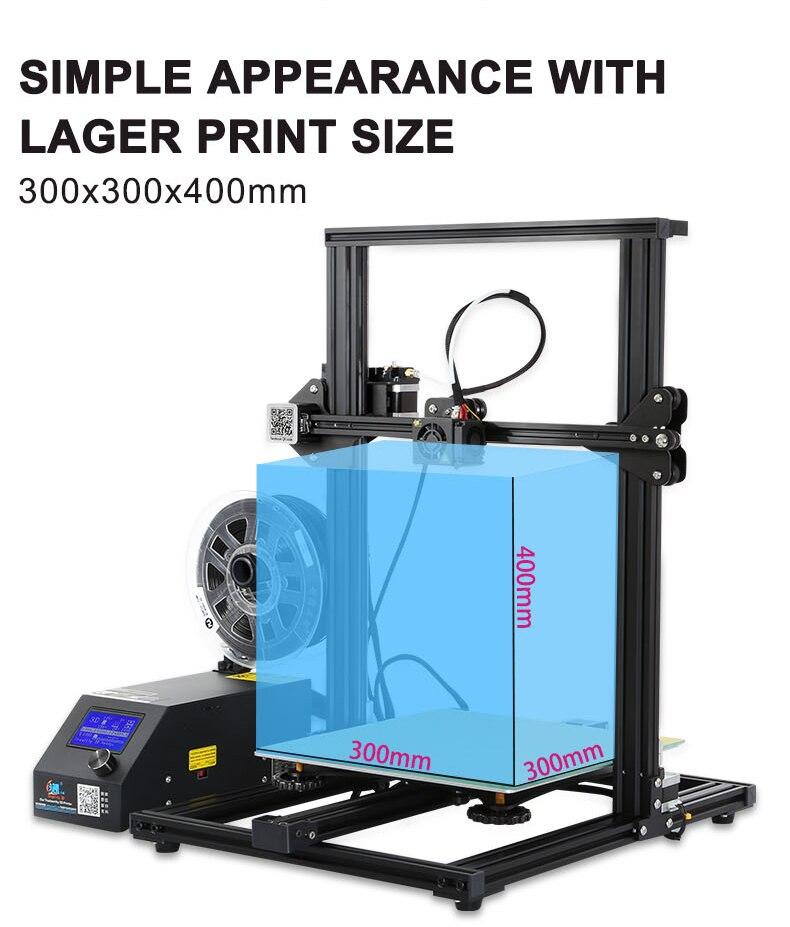 Anycubic 3d Drucker Pulley Linear Plus Große 3d Druck Größe Halb Von Montiert Mit Auto Nivellierung Impressora 3d Diy Kit Kaufen Sie Immer Gut 3d-drucker Und 3d-scanner