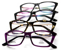 Armaçoes óculos de grau óculos de computador TR90 limpar Lens Frames