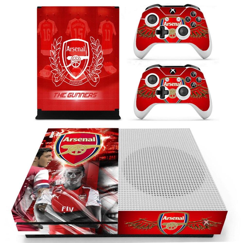 9 x Arsenal Football Club Stickers