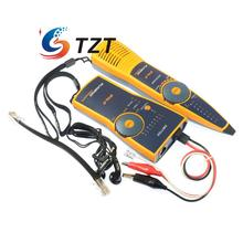 PN-F LAN Network Cable Tester Telephone Wire Tracker for UTP STP Cat5 Cat6 RJ45 RJ11 Line Diagnose Tone Tracer