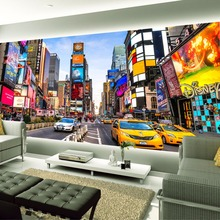 Foto Murales New York.Buy Mural New York And Get Free Shipping On Aliexpress Com