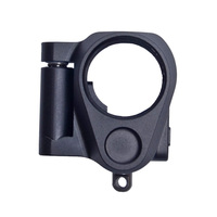 AR Folding Stock Adapter For M16 M4 SR25 Series GBB And AEG Black Free Shipping