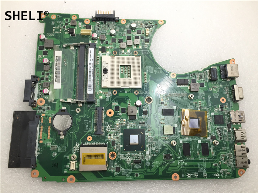 For Toshiba Satellite L750 L755 Intel HM65 Motherboard  A000079330 Free shipping