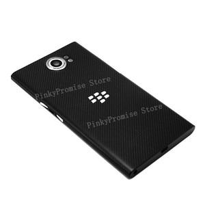 Image 4 - Najlepsza wysokiej jakości bateria pokrywa obudowa drzwi obudowa tylna dla BlackBerry Priv z tylny obiektyw aparatu telefon komórkowy wymień części
