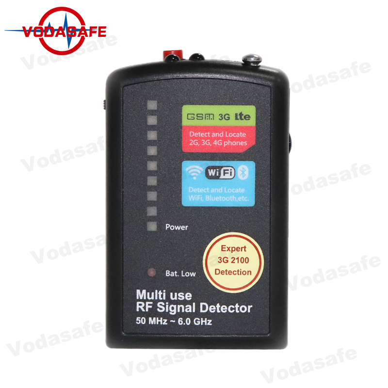 5 8GHz Wireless Camera RF Signal Detector Detecting Range is Up to 10 Feet