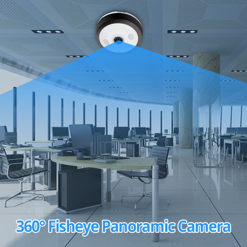 960P 3D VR WI-FI Camera 360 Degree Panoramic Monitor Camera Night Vision TF Card 1.3MP Fisheye Wireless Wifi IP Security Camera lintratek surveillance camera 960p 360 degree wireless security camera mini ip wifi panoramic vr camera wi fi 3d fisheye ip cam