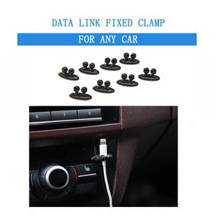 Wiring-Clip Panel Automotive Cable-Clip Fixed-Clamp Car 8pcs/Lot Instrument Data-Link
