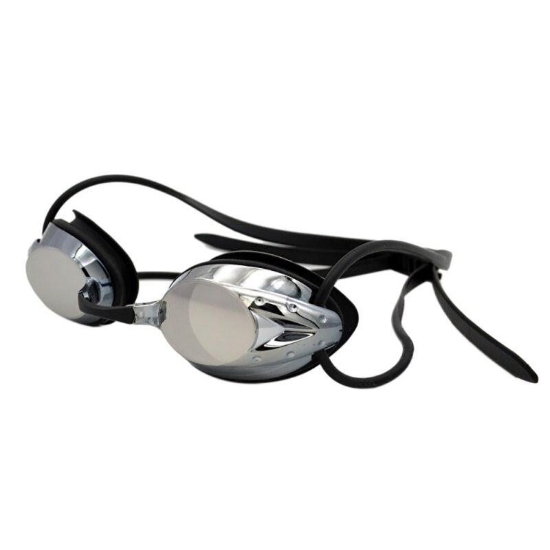 * Per Gli Adulti Pratico Non-tossico Insapore Impermeabile Anti-fog Colorato Bello Durevole Placcatura Occhialini Da Nuoto