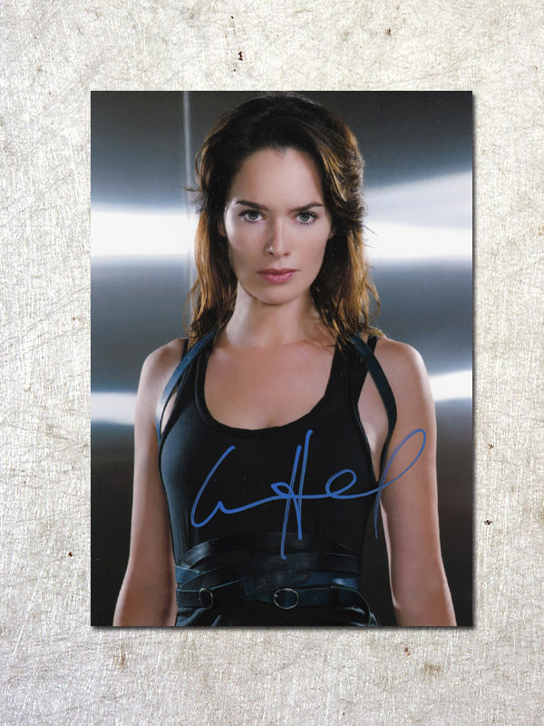 signed Lena Headey Game of Thrones  autographed  original photo 7 inches free shipping 3 versions 092017 signed wolf warriors celina jade autographed original photo 7 inches 7 versions free shipping 082017