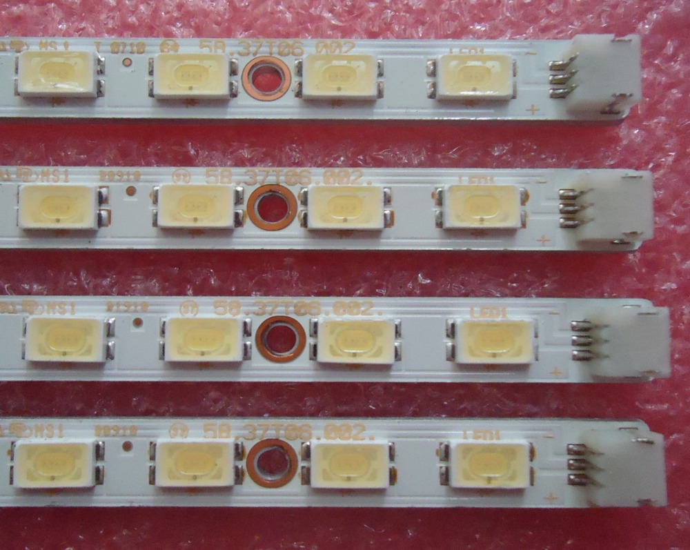 Led Backlight Screen ITV37830EX STA370A03_44 Rev0.1 LED T370HW04 Led Backlight 1pcs=44led 420mm