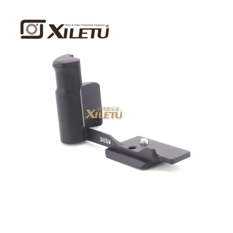 US $17 79 |Xiletu Black Metal LB EOSM Professional Quick Release Plate Arca  Standard For Canon Interface Size 38mm FreeShipping-in Underwear from