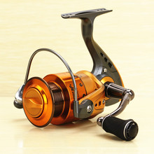 Hot Sales Full Metal Spinning Fishing Reel Line Winder 14BB Saltwater Surf Casting Reel Pesca Sea Boat Rock Ice Wheel Cast China