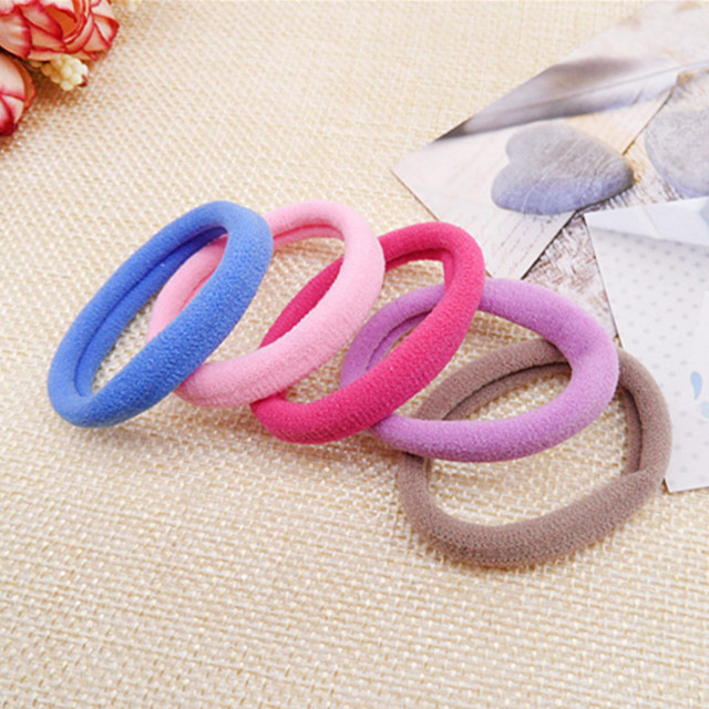 50 pcs Set of Hair Ties
