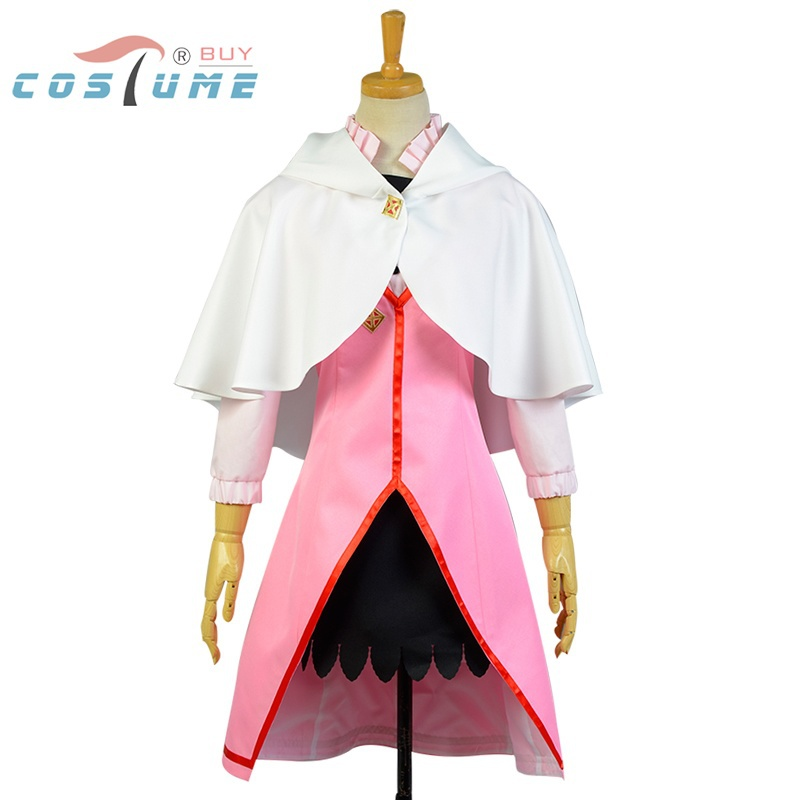 Snow White with the Red Hair Shirayuki Cosplay Costumes For Women Custom Made