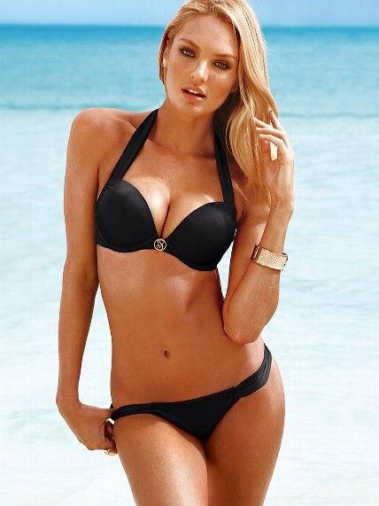 Sexy hot girl in bikini