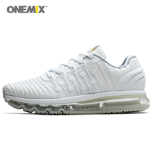 ONEMIX 2019 running shoes for men air cushion  top shock absorption sports sneaker light outdoor walking jogging shoes onemix 2017 new men s sports running shoes for men shock absorption mesh lightweight design comfortable air cushion shoes 1191