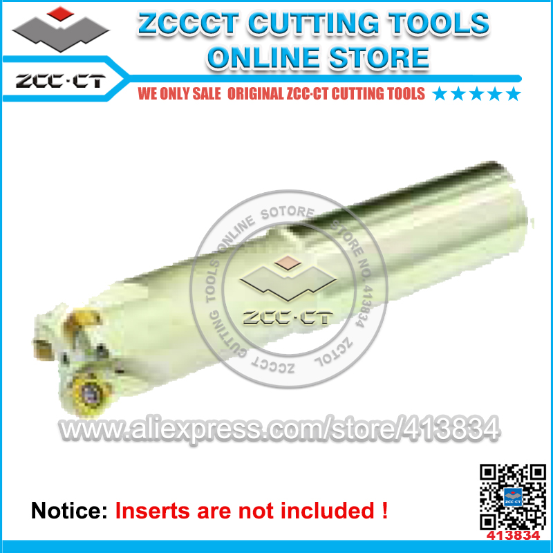 ZCC tool holder XMR01-032-G32-WP06-03-L 3 teeth high feed milling cutter