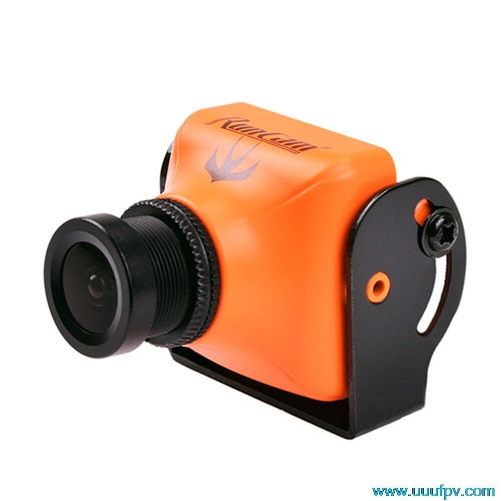 Runcam Swift 600TVL 90 градусов широкий угол FPV-системы Камера Горизонтальный угол обзора 2.8 мм объектив и База держатель