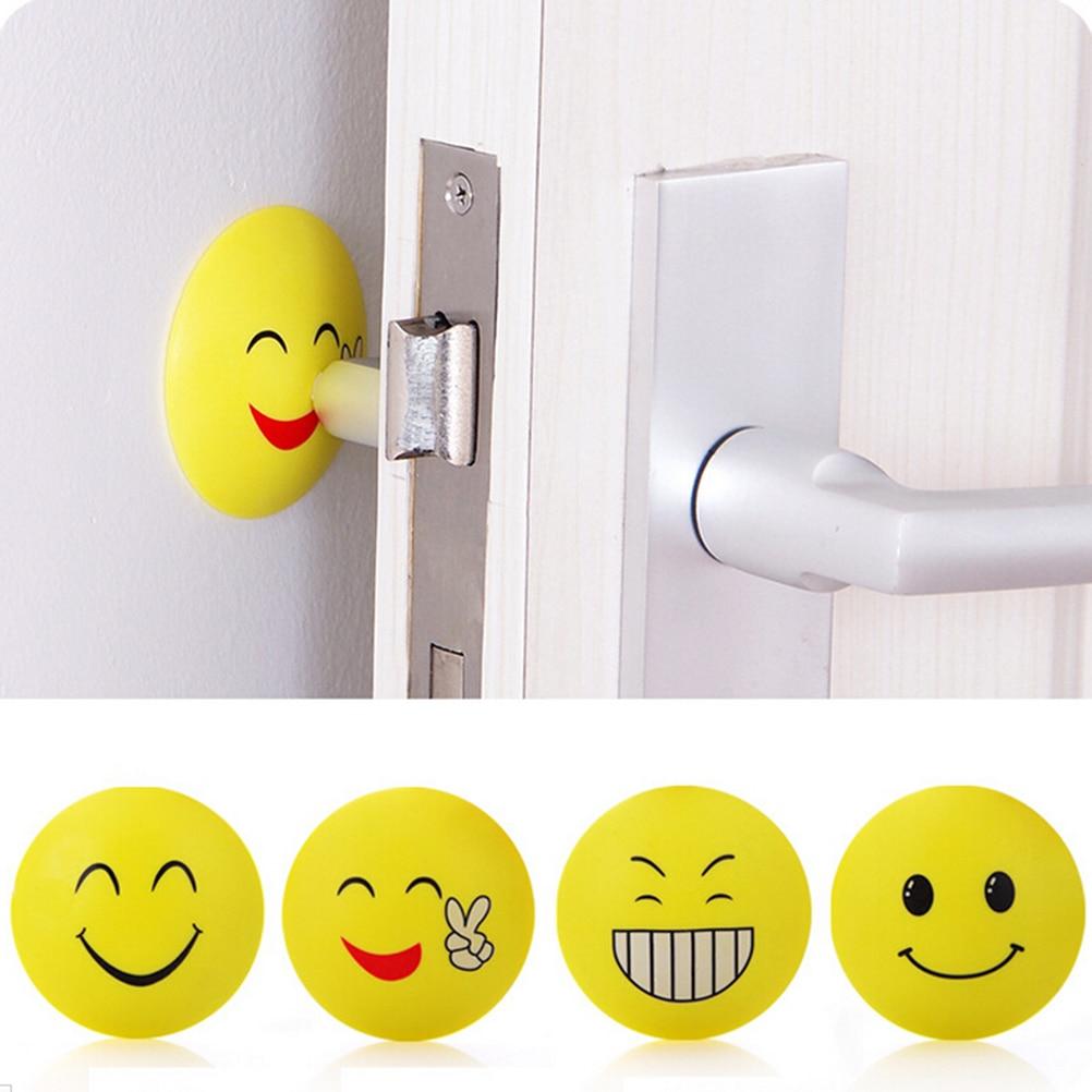 1pcs Rubber Door Handles Self Adhesive Bumper Guard