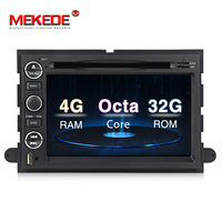 Car Multimedia player PX5 Android 8.0 Autoradio CAR DVD player For FORD/F 150/Mustang/Explorer/Kuga/Edge Radio FM wifi 3G BT