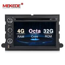 Автомобильный мультимедийный плеер PX5 Android 8,0 Авто машинный DVD проигрыватель для FORD/F-150/Mustang/Explorer/Kuga/Edge радио FM Wi-Fi 3g BT