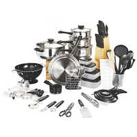 Набор кухонных сковородок и Горшков, модная посуда из 80 предметов, 2020