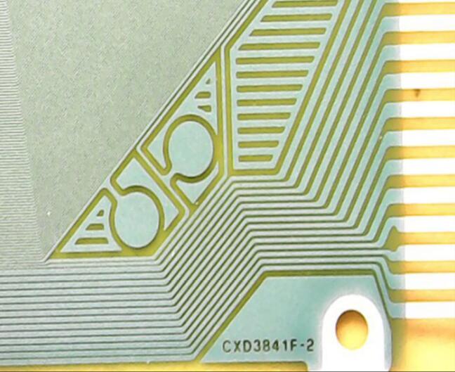 CXD3841F-2 New TAB COF Módulo IC 5 pcs ou 10 pçs/lote