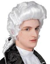 онлайн 003 парик белые