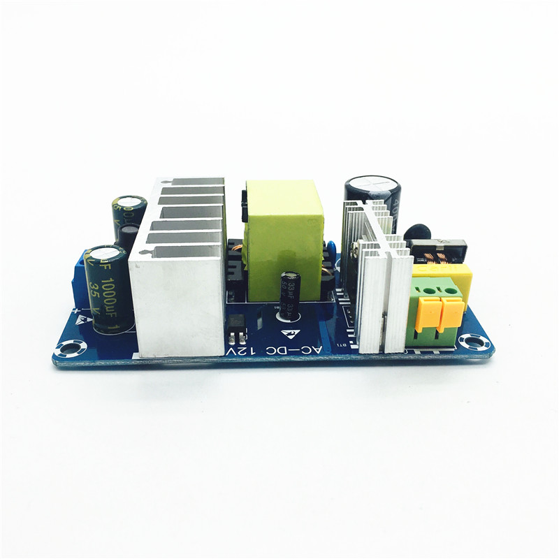 DC12V Switching Power Supply Board AC-DC Power Module AC85-265V To DC12V 6-8A 100W nes series 12v 35w ul certificated switching power supply 85 264v ac to 12v dc