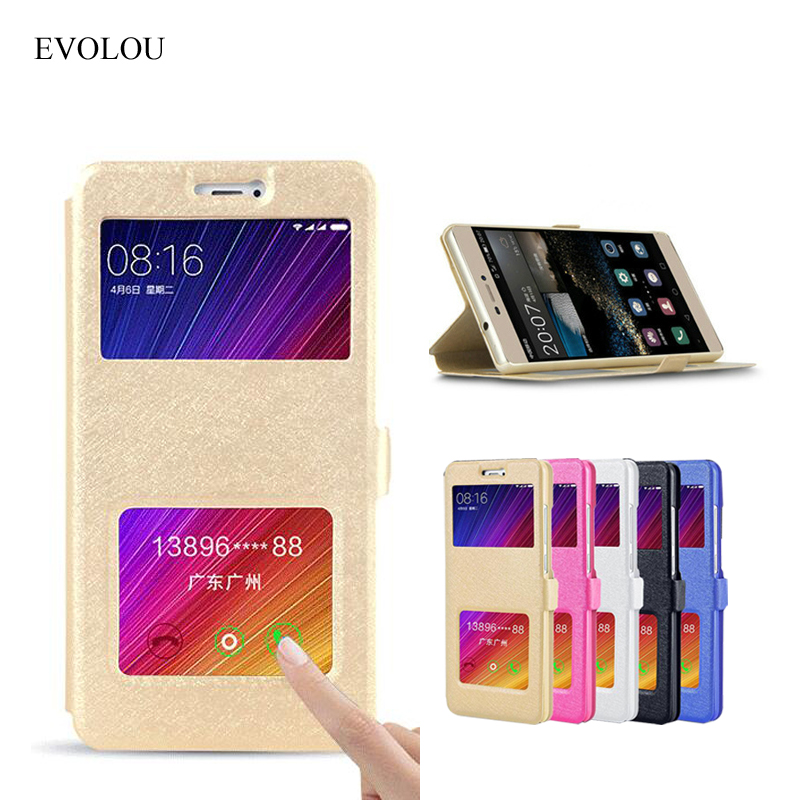 Flip Cover for Xiaomi MI 5X Case Mi5x View Window Leather Case for Xiaomi Mi A1 MiA1 Phone Bags & Cases Stand Cover MI A1 / 5X