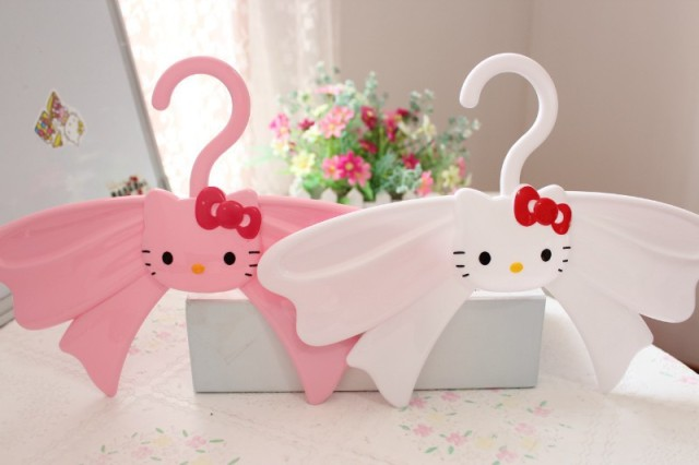 ff306d66e Hello Kitty clothes rack coat hanger-in Laundry Products from Home ...