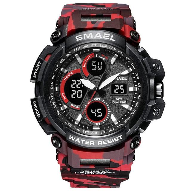 Luxvolt Stainless Steel Sport Watch 5