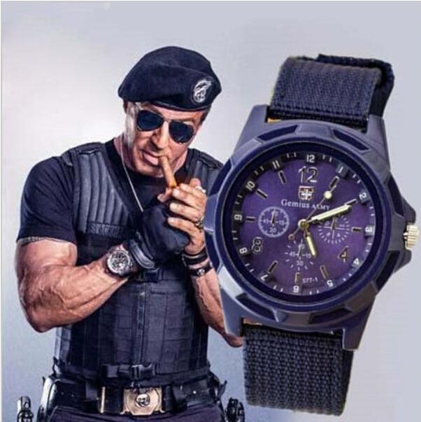 99 Hot Famous Luxury Men Quartz Watches Casual Nylon