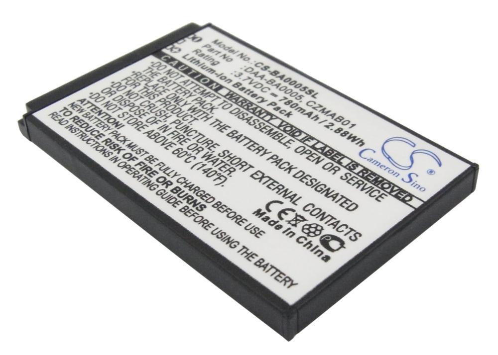 Battery For Creative For Zen Micro 4gb 5gb 6gb Micro Photo In