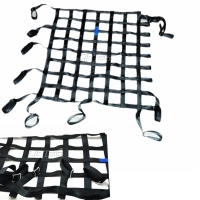 60cmx46cm Universal Car Trunk Cargo Luggage Net Holder For All SUV 4 HOOK CAR TRUNK CARGO