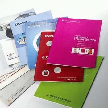 Druck factoory direkt versorgung A4 broschürendruck, 1000 stücke broschürendruck