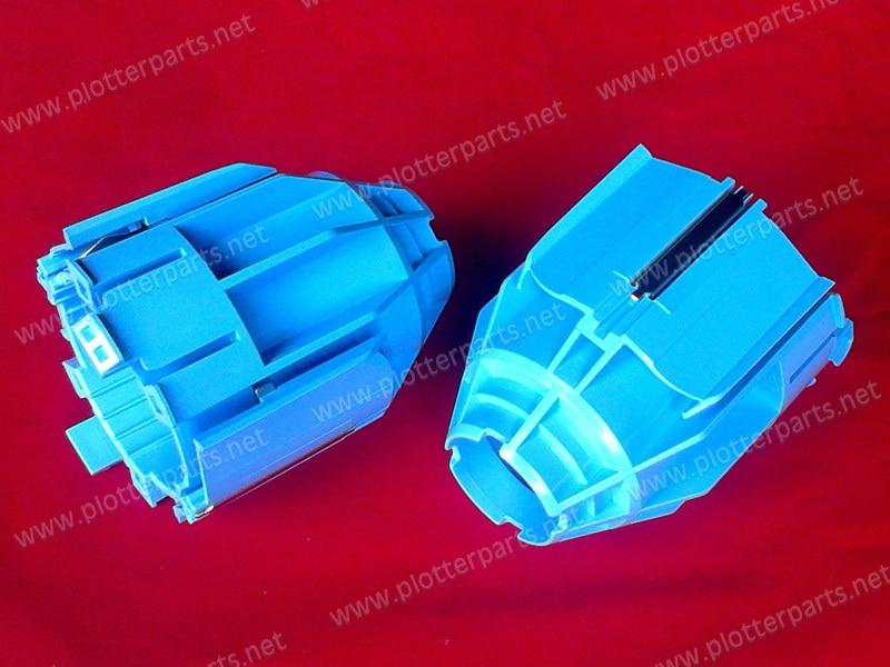C6090-60195 Q1271-40426 INCH Adaptor Hub for HP DesignJet 4500 4000 5000 5100 5500 T610 Original used адаптер переходник skrab 60195