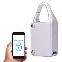 Smart Bluetooth Lock Waterproof Keyless Remote Control Locker Outdoor Anti Theft PadLock For Intelligent Phone Android