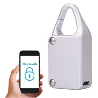 Smart Bluetooth Lock Waterproof Keyless Remote Control Locker Outdoor Anti Theft PadLock For Intelligent Phone Android