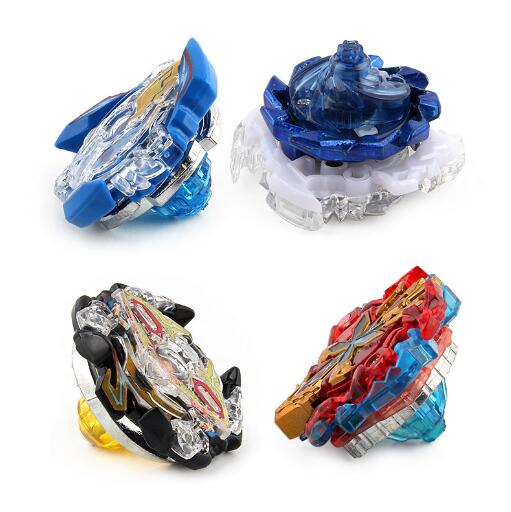 4 unids / set Beyblade Arena Spinning Top Metal Fight Bayblade - Juguetes clásicos - foto 3