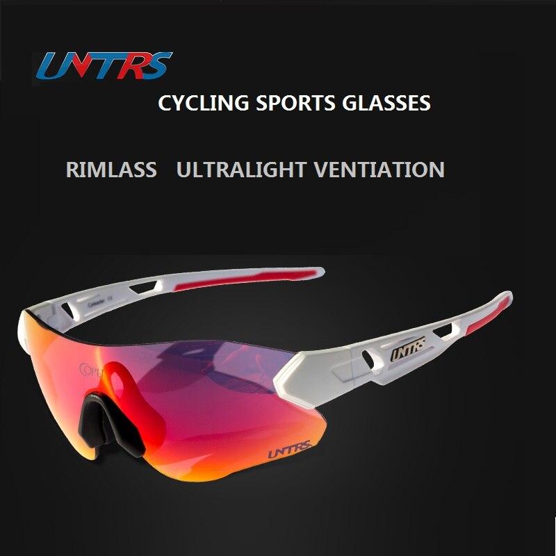 Genial Copu Randlose Radfahren Gläser Sonnenbrille Sonnenschutzspiegel-sonnenbrille Unisex High Definition Reiten Gläser Mtb Rennrad Outdoor-sportarten Mit Einem LangjäHrigen Ruf