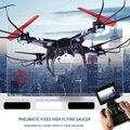 WLTOYS Q222G Q222-G Zangão RC Aviões de Controle Remoto com Luz LED 2.4G 4CH 3D Rolo Disco Voador 5.8G FPV Rc Dron