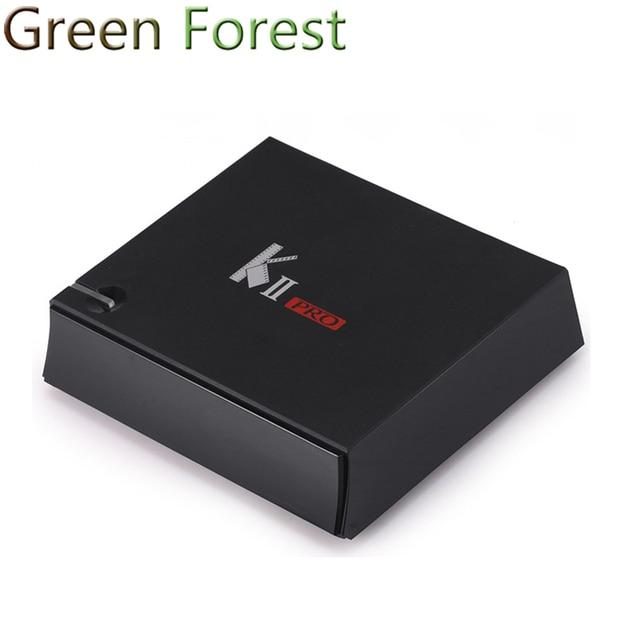 KII quente Pro 2G 16G Caixa de TV Android 5.1 Amlogic S905 Quad-core 4 K * 2 K 2.4G & 5G Wifi Bluetooth 4.0 Androidtvbox
