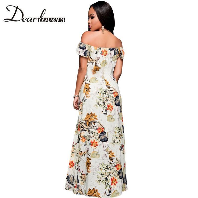 HTB1bParKFXXXXcpaXXXq6xXFXXXh - Maxi Dress Floral Slit Romper Long Dress JKP062