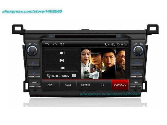 Для Toyota RAV4 RAV 4 2013 ~ 2014-Автомобильный Android GPS навигации Радио ТВ dvd-плеер Аудио Видео Стерео мультимедиа Системы