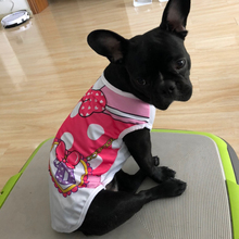 Shirt Dog-Vest French-Bulldog Pets-Outfits Puppy Cat-Clothing Small-Dogs Summer for Soft