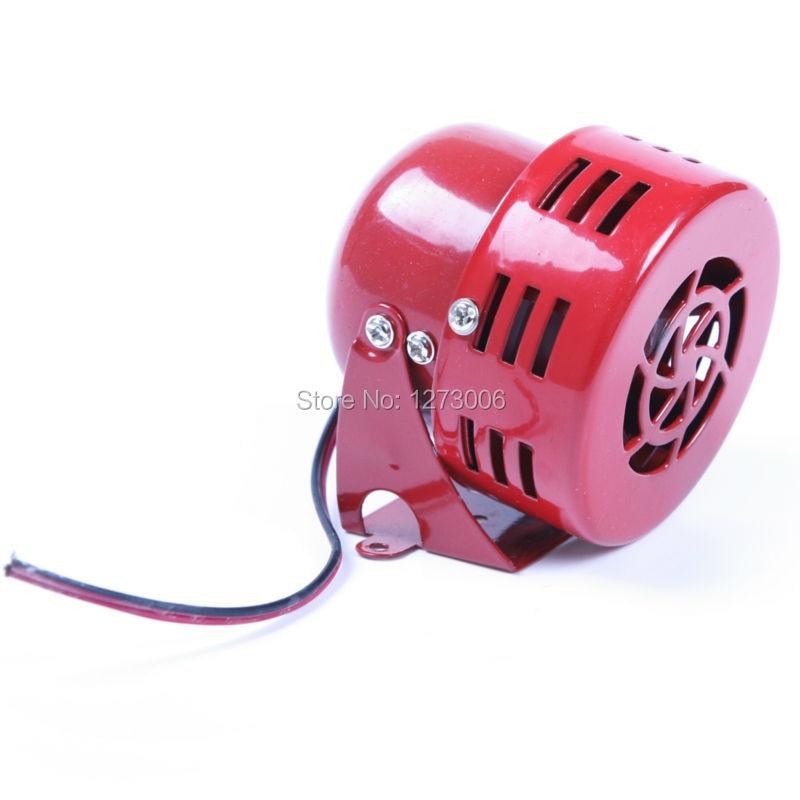 Other Car Alarms & Security 110db 12v Metal Automotive Siren